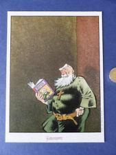 Verron Odilon Verjus - Ex Libris Fantasmagories - Becassine
