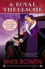 A Royal Threesome (A Royal Spyness Mystery) - Good - Bowen, Rhys - Paperback