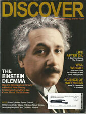 Discover Science & Technology Magazine Back Issues