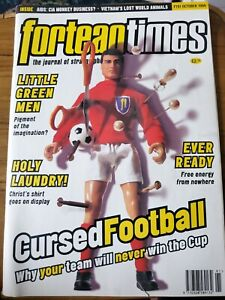 FORTEAN TIMES MAGAZINE OCTOBER 1996 ISSUE # 91 (see description)