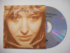 KATHRYN WILLIAMS : 50 WHITE LINES ♦ CD SINGLE PORT GRATUIT ♦
