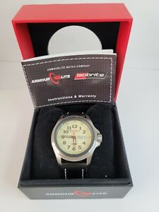 ArmourLite Officer Series Stainless Steel Watch - Armour Lite - NWT