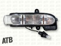 Clignotants LED Dans Extérieur Rétroviseur Droite pour Mercedes W211 S211