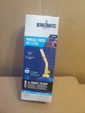 Sealed Bernzomatic Manual Torch Kit Model Wk2201 (