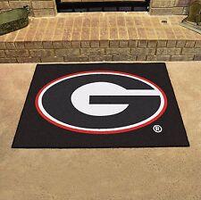 """Georgia Bulldogs 34"""" x 43"""" All Star Area Rug Floor Mat"""