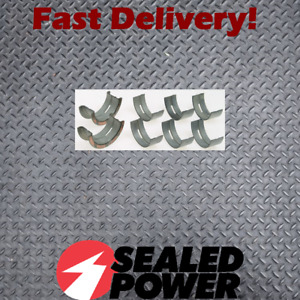 SealedPower STD Main bearing set fits Ford 200 Non X Flow Cortina TC Fairlane ZA