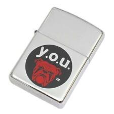 Retired Chrome Red Dog Beer Zippo Lighter