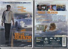 LA VALLE DEL SILENZIO - DVD (NUOVO SIGILLATO)