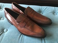 NEW To Boot New York Loafers Sz 9 & 8.5 Brown MSRP $250