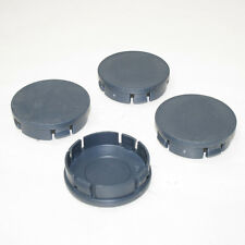 4 Plain Wheel Tire Center Hub Caps 60mm Cover Insert For Hyundai Accent Coupe