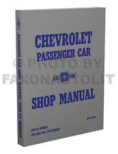 Best Chevy Car Shop Manual 1954 1953 1952 1951 1950 1949 Chevrolet Repair Book