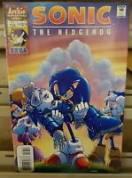 HARD TO FIND SONIC THE HEDGEHOG # 136 COMIC BOOK COMICS NICE SHAPE! ARCHIE