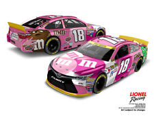 KYLE BUSCH 2015 M&M'S PAINT THE TRACK PINK 1/24TH 1 OF 1090 SHIPS FROM CANADA