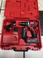 """Milwaukee M18 (2606-22CT) 18VCordless Power Tool, 1/2"""" Chuck Drill / Driver Used"""