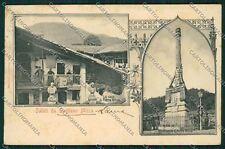 Biella Sagliano Micca cartolina QQ6491
