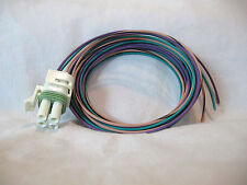 700R4 2004R Transmission Connector Pigtail 8 Foot, 3 Wire Square 84-97