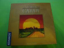 Die Siedler von Catan - 10 Jahre Goldedition (modellierte Spielfiguren)
