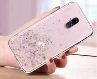 F VIVO Y17 Y15 Y12 Y30 Silicon Star Bling Glitter Shockproof TPU Cut Case Cover