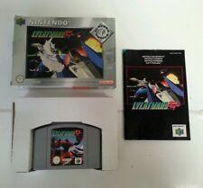 NINTENDO 64 - N64 Lylat Wars Game Players Choice PAL Complete Nintendo 1999 Rare