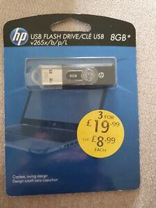 HP usb flash drive 8GB