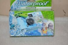 FujiFilm Disposable Quick Snap Waterproof Camera (Film Expired )