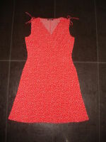 Betty Barclay Kleid rot Jersey 44