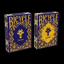 Bicycle Surena Deck (Set of 2 Decks) Poker Spielkarten Limited