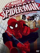 Ultimate Spider-Man #02 - Contro I Super Cattivi Marvel DVD NUOVO CARTONI AN