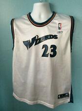 Vintage Reebok Michael Jordan Wizards Youth Jersey Size X Large (18-20)