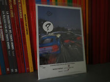 Ex-libris Michel Vaillant - Lot de 10 exemplaires Numérotés - BD