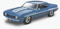 Revell '69 Chevy Camaro Yenko Fast & Furious 1/25 scale model car kit new 4314
