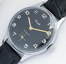 Made in Germany Kienzle men's vintage watch black dial watch