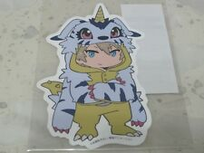Digimon Adventure tri. KIDDY LAND Die-Cut Sticker - Yamato Matt Gabumon Costume