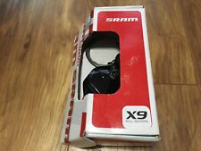 SRAM X9 2 Speed Trigger Shifter, Front Grey - New and unused.
