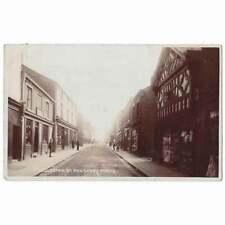More details for prescot lancs, eccleston street rp postcard, postmark prescot 1906