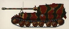 CHAR LOURD ALLEMAND FERDINAND - Front de l'Est 1943 - EASY MODEL 1/72 n° 036226