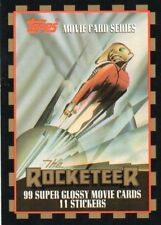 Individual Trading Cards  The Rocketeer