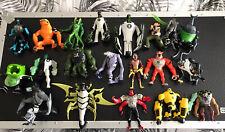 Ben 10 Original Figures Bundle 15cm