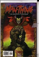 Man-Thing Vol 3 1997 series # 2 cover B near mint comic book
