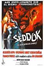 Atom Age Vampire Poster 02 A4 10x8 Photo Print
