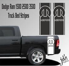Dodge Ram 1500 2500 3500 Truck Bed Stripe Vinyl Decal Sticker Hemi 4x4 Mopar