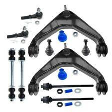 Ball Joint Control Arms Sway Bar Tie Rod For Chevrolet Silverado 2500 HD 2001-10