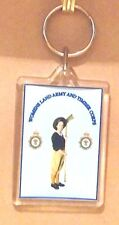 Women's Land Army and Timber Corps key ring..