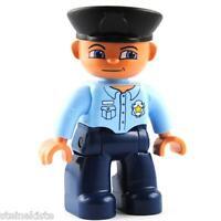 LEGO® Duplo Figur Mann Polizist NEU
