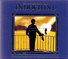 "Patrick Doyle ""INDOCHINE"" soundtrack Japan CD cloth-finished digipak package oop"