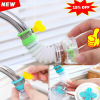 Booster Shower Kitchen Water Filter Tap Head 360°Rotating Faucet Nozzle