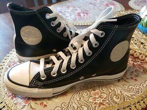 Converse Leather Custom Chuck Taylor's Size 8.5 (Women's 9)