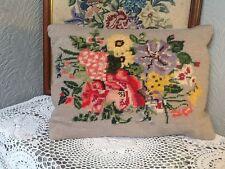 Cojín Tapiz Floral Pretty Vintage #3035