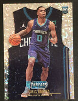 2018-19 Panini Threads Rookie Stat Dazzle #193 Miles Bridges RC RARE SP MINT !