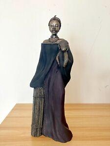 Soul Journeys Maasai Worthy of Respect Mayasa Patina Limited New with BOX 12318